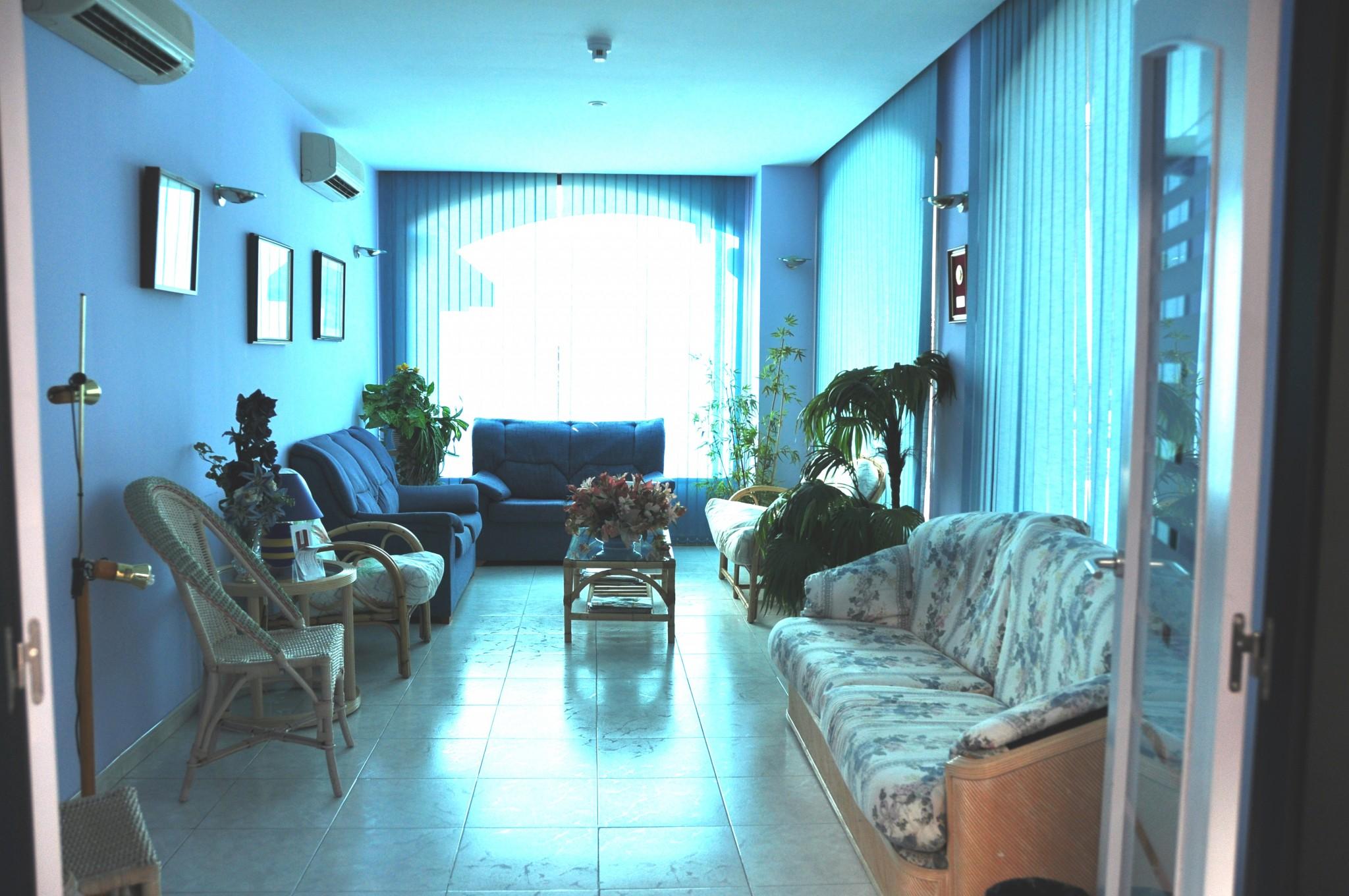 Sala de espera de CMR