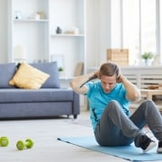 ejercicios ganar masa muscular en casa